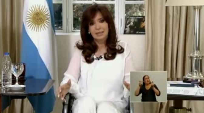Cadena Nacional CFK Caso Nisman 27 ENE 2015