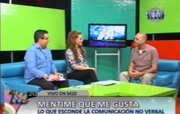 """Mentime que me gusta"", Dr. Sergio Rulicki en M20"
