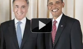 La sonrisa increíblemente consistente de Barack Obama