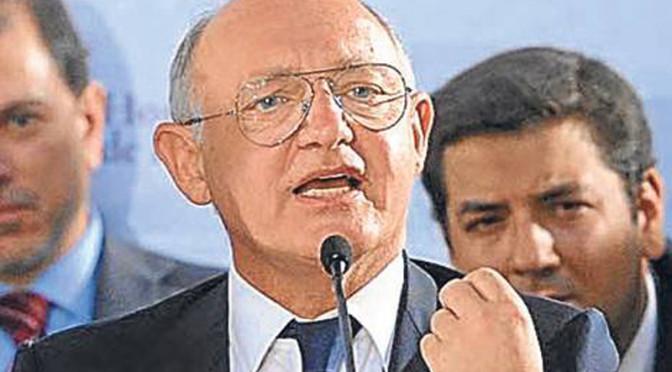 Nota del Dr. Rulicki en el Diario Perfil sobre el canciller argentino Héctor Timerman